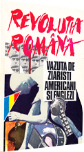 Image of the cover of the novel: Revoluția Română